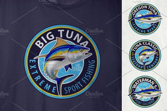 Download 70+ Gambar Ikan Tuna Animasi HD Gratis