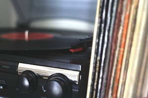Record Player II
