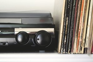 Record Player IV