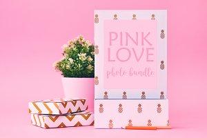 Pink Love Photo Bundle