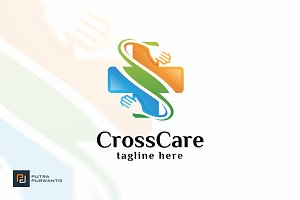 Cross Care - Logo Template