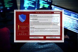 Information firewall popup
