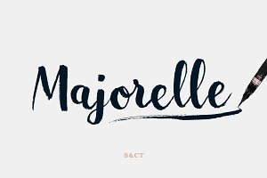 Majorelle Font Collection