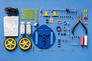 Electronics tools equipments