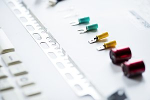 various capacitors