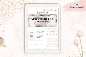 Creative blog kit