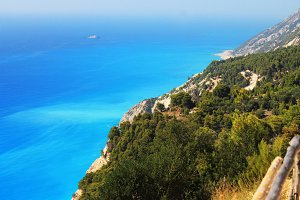 Beautiful Sea view in Lefkada