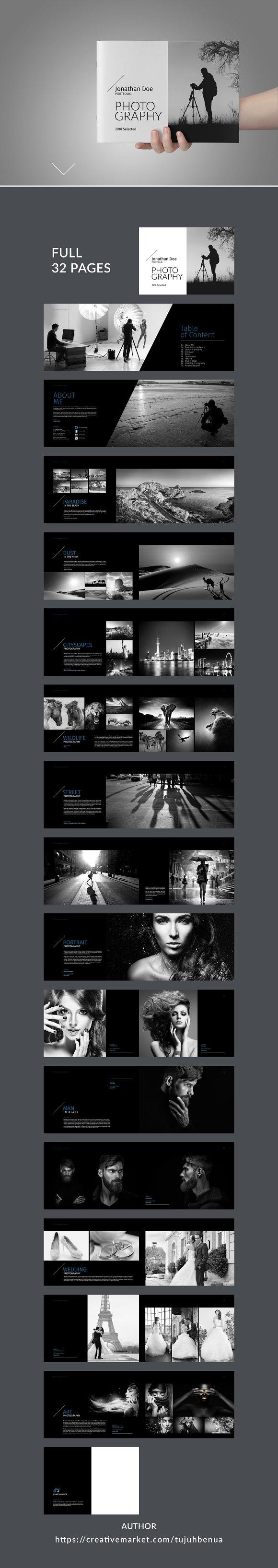 Portfolio / Photobook-Graphicriver中文最全的素材分享平台