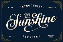 by  in Vintage Fonts