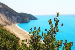 Coast and Sea, Lefkada, Greece