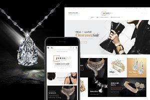Jewelry Store Magento 2 Theme