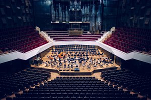 Classical Music Concert Hall Stage 2