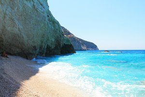 Beautiful Beach in Greece