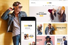 Captain-Hats and Caps Magento2 Theme by  in Magento