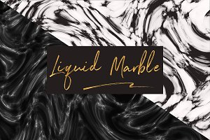 Liquid Marble Textures