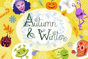 Autumn & Winter BUNDLE !!