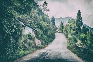 The Hill Roads