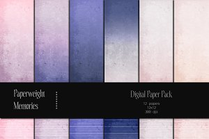 Patterned Paper - Dusk to Dawn