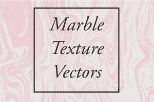 Marble Texture Background Vectors