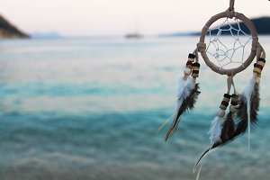 Dream Catcher, Beach