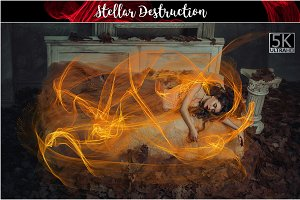 5K Stellar Destruction Overlays