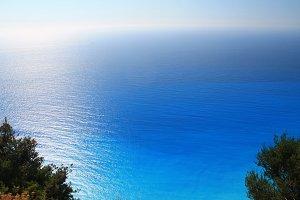 Sea Lanscape, Greece