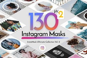 Instagram Masks Vol. 2