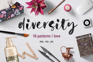 Diversity - pattern collection