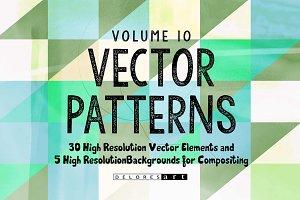 Vector Patterns Volume 10