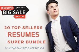 Top Selling - Resume Template