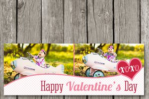 Valentine Facebook Cover Photo