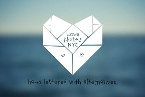 ❤ Love Notes NYC