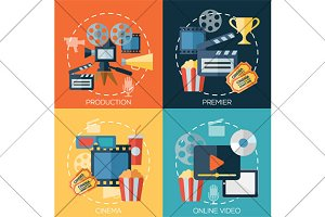 movie web banners