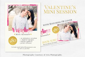 5x7 - Valentine's Mini Session 1