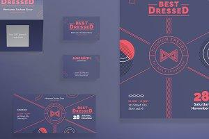 Print Pack | Best Dressed
