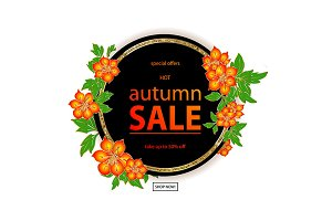 Hello Autumn Sale!