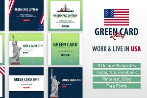 Green Card Lottery to USA