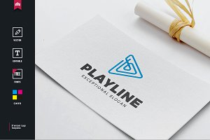 Play Line Logo