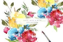 Day Dreamer Watercolour Set