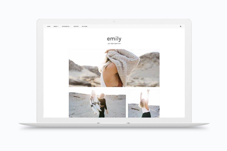 Emily Blogger