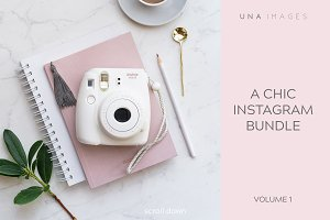 Instagram Photo Bundle