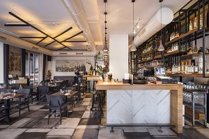 Coffee - Restaurant - Bar