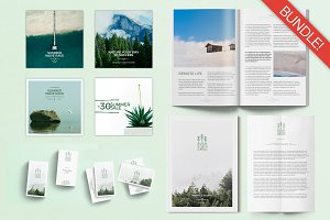 SEQUOIA Branding Bundle