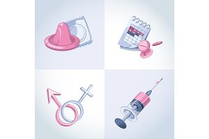 contraception methods