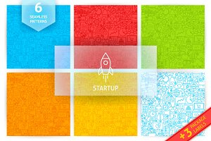 Startup Line Tile Patterns