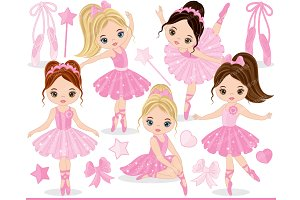 Vector Ballerina, Vector Ballet