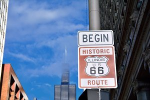 Chicago route 66.