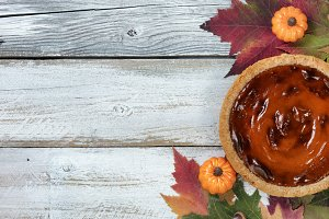 Pie for the Autumn Holidays