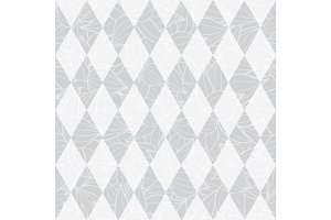 Vector silver grey geometric diamonds abstract textured seamless repeat pattern background. Perfect for modern fabric, wallpaper, wrapping, stationery, home decor projects.