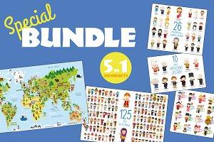 Special Bundle 5 in 1